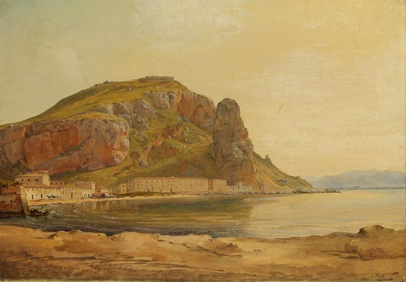 Carl Morgenstern - Terracina