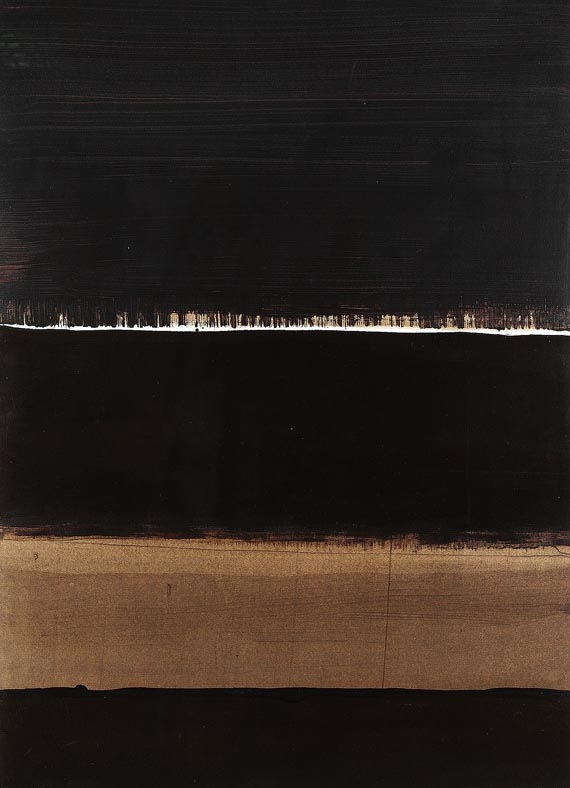 Pierre Soulages - 1998 - G