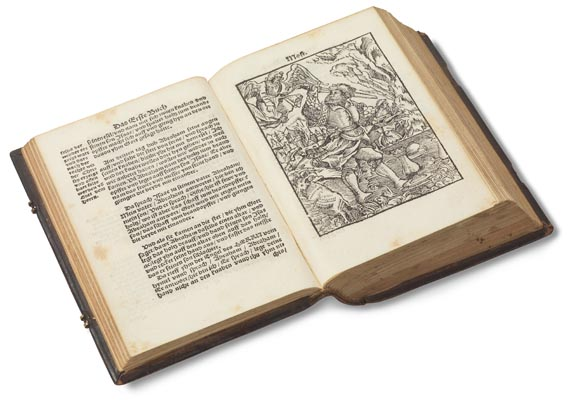 Biblia germanica - Luther, M., Altes Testament. 1531 -