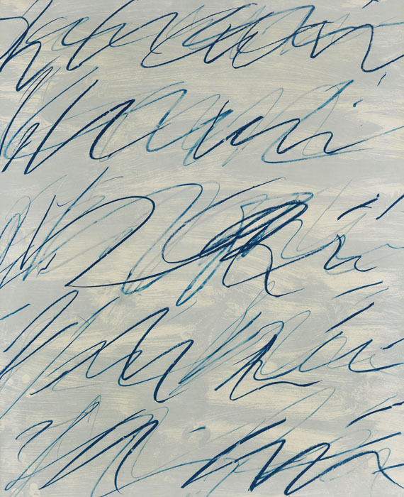 Cy Twombly - Roman Notes V
