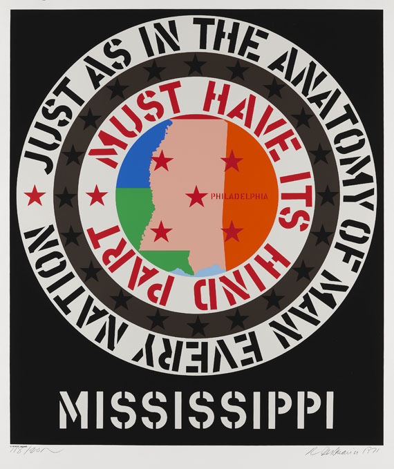 Robert Indiana - Decade -