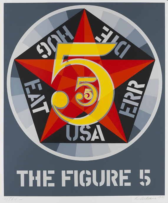 Robert Indiana - Decade