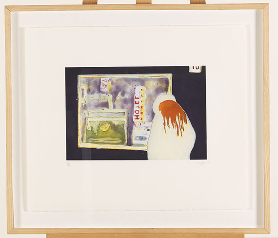 Peter Doig - House of Pictures - Frame image