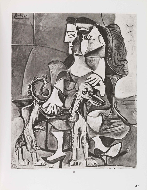 Christian Zervos - Pablo Picasso. Oeuvres -