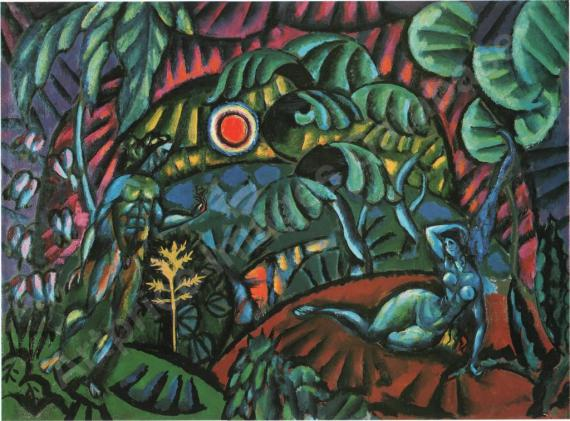 Adam and Eve, 1912