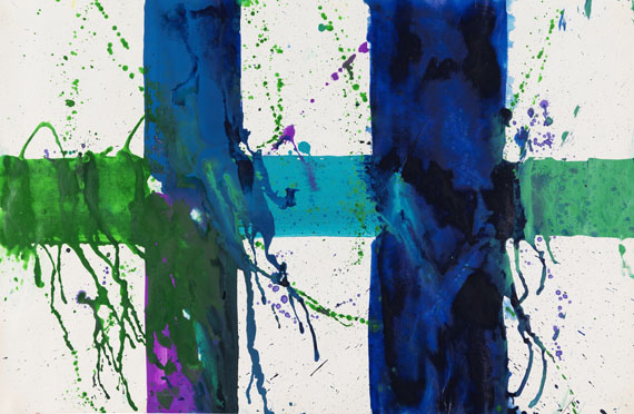 Sam Francis - Untitled (SF 80-013)