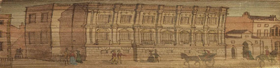 Fore-edge Painting - Fore-edge Painting. 5 Bände