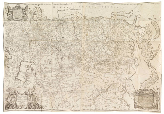 Philipp Johann von Strahlenberg - Histori-geographical description of Europe and Asia